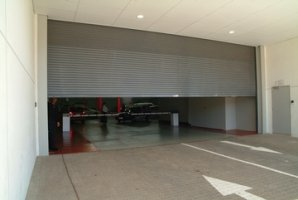 HIGH FREQUENCY ROLLER SHUTTER DOORS